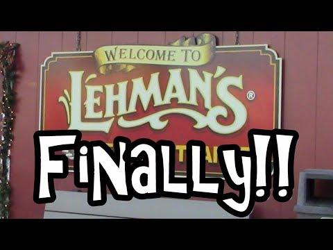 A Trip to LEHMANS!