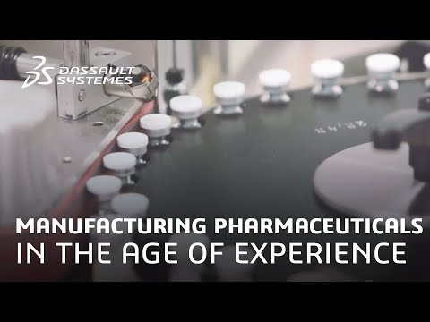 Life Sciences - Manufacturing in the Age of Experience - Dassault Systèmes
