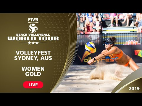 Sydney 3-Star 2019 - Women Gold - Beach Volleyball World Tour