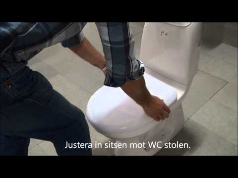 Wc sitsar -- montera en wc sits | Svedbergs service