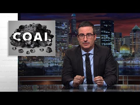 connectYoutube - Coal: Last Week Tonight with John Oliver (HBO)