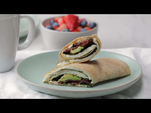 Egg White Breakfast Roll-Ups ? Tasty Recipes