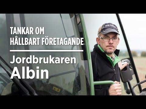Jordbrukaren Albins tankar om hållbart företagande