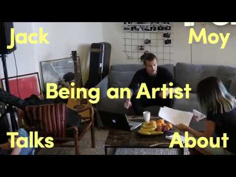 Interview with Jack Moy about music and success