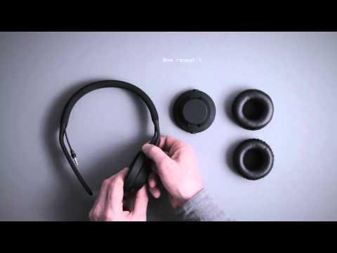 TMA-2 Modular Headphone Assembly Instruction