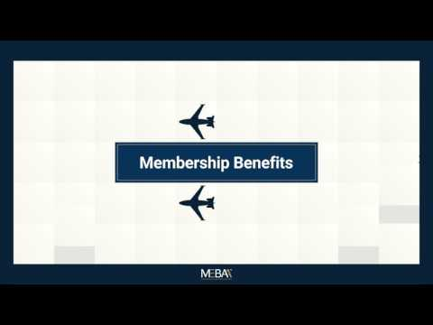 Learn more about MEBAA's Membership Types & Benefits