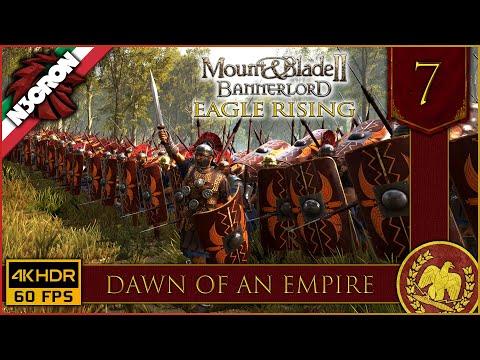 M&B II Bannerlord: Eagle Rising ⚔️🏹🛡️ Gameplay ITA #7 ✔️ Dawn of an Empire [4K 60 FPS]