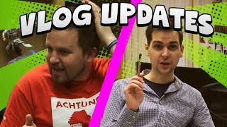 Vlog Update! - Livestream Schedules & Updates!