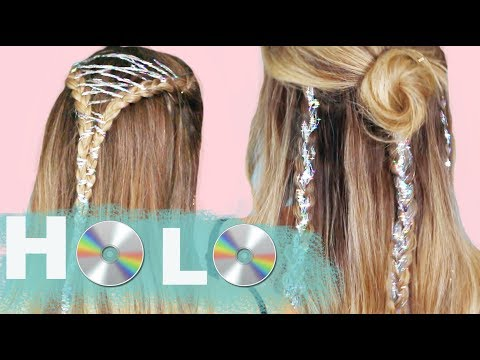 Wearable Holographic Hairstyles! – KayleyMelissa