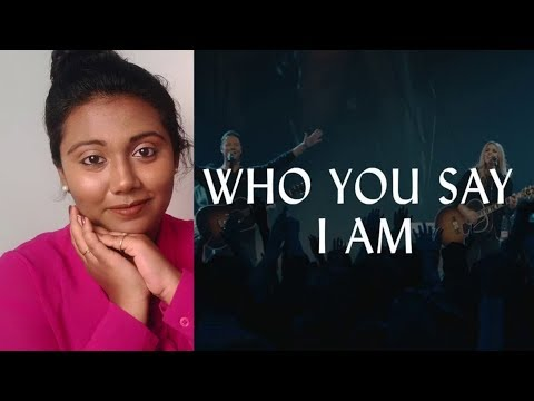 connectYoutube - Who You Say I Am - Hillsong Worship | Cover | Adlin Alwyn