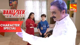 Masti Pari ने क्यों बना दिया Vivaan का Replica? - Baalveer Returns - Character Special - SABTV