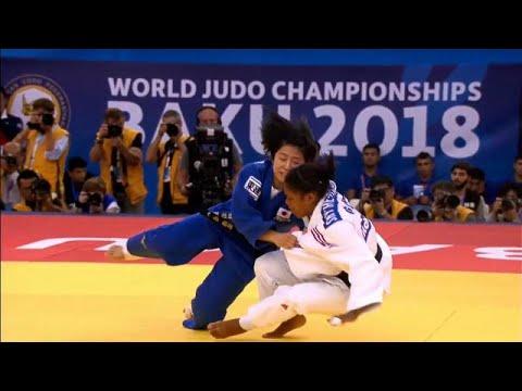 الجيدو: اليابانية تسوكاسا أوشيدا تتوج بلقب عالمي في باكو لأول مرة في مسيرتها …