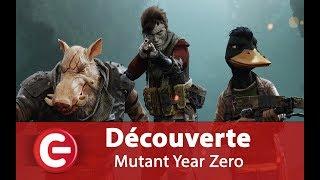 Vidéo-Test : [Vidéo-test/Découverte] Mutant Year Zero sur PC