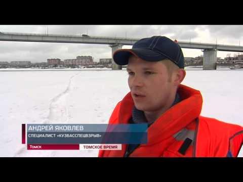 В Томской области началась подготовка к паводку