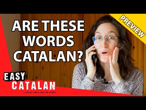 10 mistakes Catalans make in Catalan (PREVIEW) | Easy Catalan 13 photo
