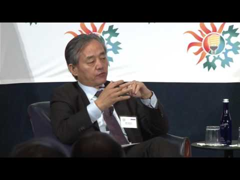 Energy Outlook 2016  - Asia  - From Climate Change to Energy Security Session