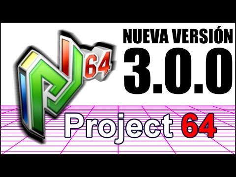 Nueva Versión De Project 64 - Emulador N64 PC