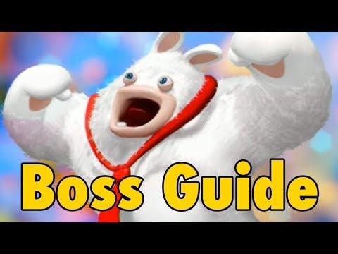 connectYoutube - Mario + Rabbids Kingdom Battle Boss Guide
