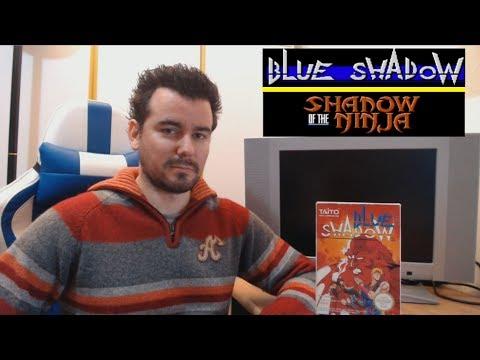 BLUE SHADOW (NES) - Los ninjas de Natsume en todo su esplendor