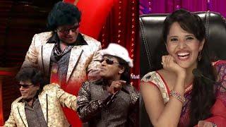 Solo Dancer Hilarious Skit - Jabardasth Sudhakar Performance - Kiraak Comedy Show - MALLEMALATV