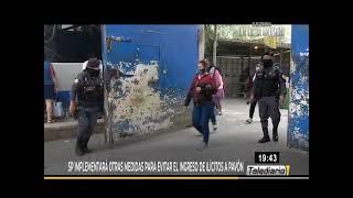 Sistema Penitenciario busca reforzar seguridad en Pavón