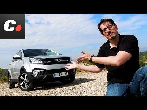 SsangYong Korando 2017 SUV | Prueba / Test / Review en español | coches.net