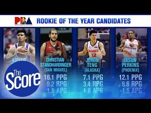 The Score: PBA Rookie of the Year, Jason Perkins?