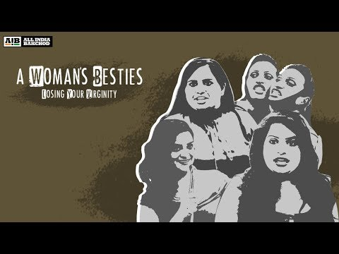 connectYoutube - AIB : A Woman's Besties 2 - Losing Your Virginity