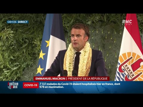 Essais nucléaires : La France a une dette à l'égard de la Polynésie française