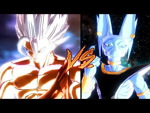 Mastered Ultra Instinct Vegito Vs Whrius (Beerus And Whis Fusion) | Dragon Ball Xenoverse 2 Mods