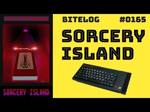 Sorcery Island (ZX SPECTRUM) [BITELOG 0165] Partida Completa