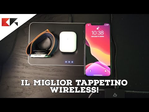 Ricarica 3 in 1: iPhone, Airpods e Apple …