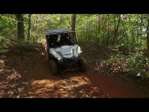 2018 Yamaha Wolverine X4 Review