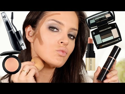 Easy As Pie Smokey Eye! With Dior, Estée Lauder, MAC, Lancome, Bobbi Brown!