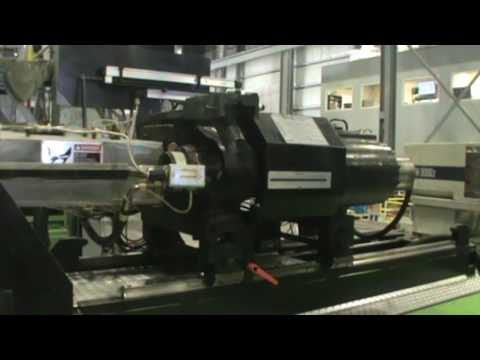 150 Ton, 11 oz. ENGEL Tiebarless Injection Molding Machine