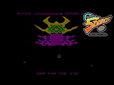"LASER BATTLE - ""CON 5 DUROS"" Episodio 802 (+The Last Mission MS-DOS) (1cc)"