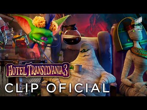 HOTEL TRANSILVANIA 3. Monstruosas y divertidas vacaciones. En cines 13 de julio.