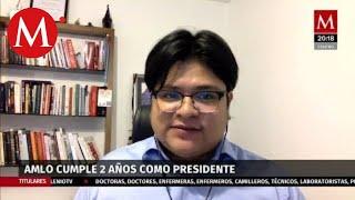 El fenómeno de la violencia está enraizado en la configuración territorial de México: Gibrán Ramírez