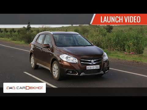 2015 Maruti S Cross | Launch Video | CarDekho.com