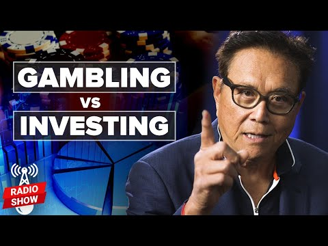 The Difference Between Gambling vs Investing - Robert Kiyosaki photo