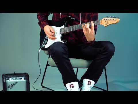 EL-guitar sæt Voggenreiter