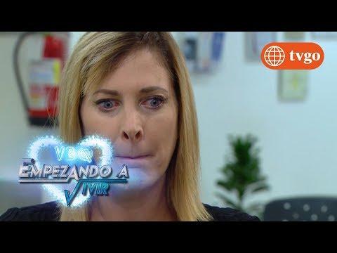 connectYoutube - ¡Cristina y Luciana se enteran la verdad sobre sus hijas! - VBQ Empezando a Vivir 15/01/2018