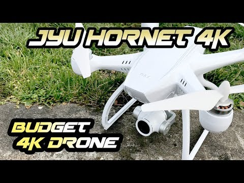 JYU HORNET 2 - [4K Edition] - IMPRESSIVE! - [ Review / Flight Test & Footage ]