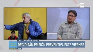 Exregidor Hernán Núñez: es inverosímil que Castañeda, Luna y Zegarra no supieran de aportes