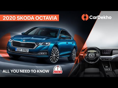 Skoda Octavia 2020 | Price, Launch Date, Audi-Derived Features & More! | Just in2mins