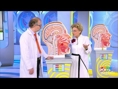 Три теста при боли в горле. Жить здорово! 09.10.2019 photo