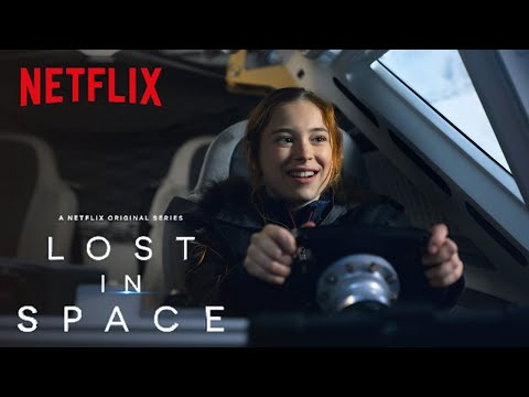 Lost in Space | Featurette: Lost In Possibility [HD] | Netflix