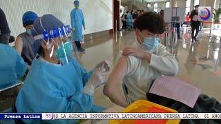 Más de 50 millones de vacunados en China contra la Covid-19