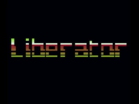 LIBERATOR (c) 2021 Lacoste42 p/ Gameboy - Un review de RETROJuegos #RETROJuegos byFabio