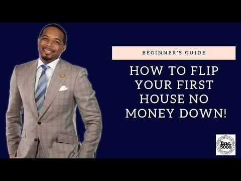 connectYoutube - How to Flip Your First House NO MONEY DOWN!!